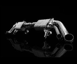 iPE Exhaust Full Valvetronic Exhaust System (Titanium)