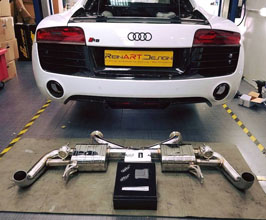 iPE Exhaust Full Valvetronic Exhaust System (Stainless) for Audi R8 1