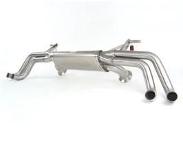 QuickSilver Titan SuperSport Exhaust (Stainless / Titanium) for Audi R8 1