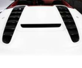 MANSORY Rear Air Outtake Vents (Carbon Fiber)