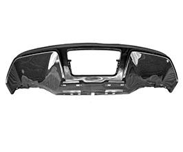 Exotic Car Gear OEM Style Rear Diffuser (Carbon Fiber) for Audi R8 1