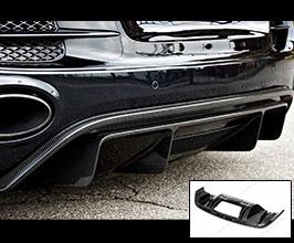 Exotic Car Gear Aggressive GT Rear Diffuser (Carbon Fiber) for Audi R8 1