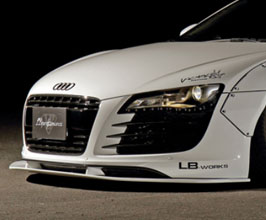 Liberty Walk LB Front Lip Diffuser for Audi R8 1