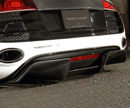 Liberty Walk LB Rear Diffuser for Audi R8 1