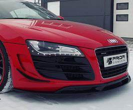 PRIOR Design PD-GT650 Aerodynamic Front Bumper (FRP) for Audi R8 1