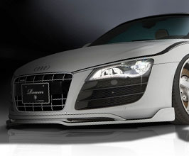 ROWEN World Platinum Aero Front Lip Spoiler for Audi R8 1