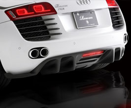 ROWEN World Platinum Aero Rear Diffuser for Audi R8 1