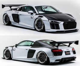 NEWING ALPIL Complete Aero Wide Body Kit for Audi R8 1