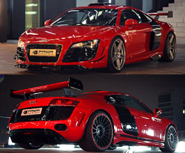 PRIOR Design PD-GT650 Aerodynamic Body Kit (FRP) for Audi R8 1