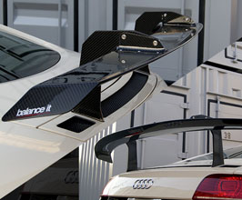 balance it GT Rear Wing for Audi R8 1