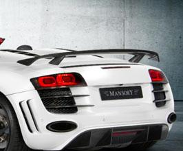 MANSORY Rear spoiler (Carbon Fiber) for Audi R8 1