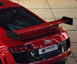 PRIOR Design PD-GT Rear Wing for Audi R8 1