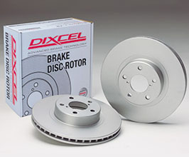 DIXCEL PD Type Plain Disc Rotors - Front for Audi R8 1