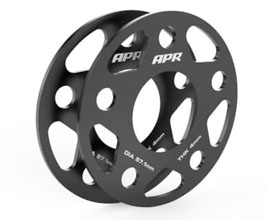 APR Wheel Spacers 5x112 With 57.1 Center Bore - 2mm (Aluminum) for Audi R8 1