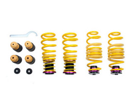 KW Height Adjustable Spring System Coil-Over Sleeves for Audi R8 1
