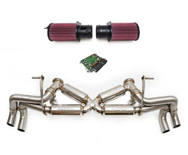 FABSPEED Valvetronic Performance Package (Stainless) for Audi R8 2