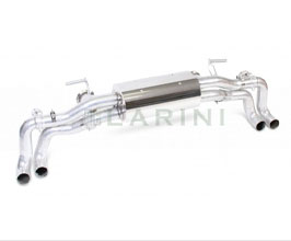 Larini GroupN Exhaust System with Ti ActiValve (Stainless with Inconel) for Audi R8 2