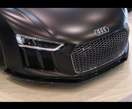 balance it Aero Front Lip Spoiler for Audi R8 2