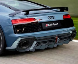 Capristo Rear Diffuser (carbon fiber)