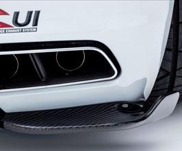 NEWING ALPIL Aero Rear Side Diffusers for Audi R8 2