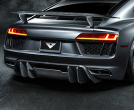 Vorsteiner VRS Aero Rear Diffuser (Carbon Fiber) for Audi R8 2
