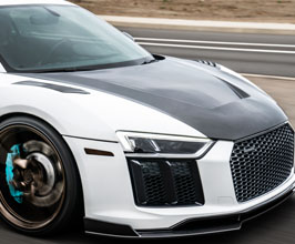 1016 Industries Aero Vented Race Hood for Audi R8 2