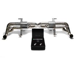 ARMYTRIX Valvetronic Exhaust System (Titanium) for Audi R8