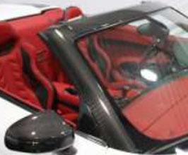 MANSORY Windshield Frame (Carbon Fiber) for Audi R8