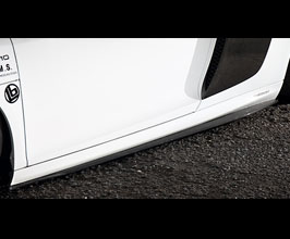 Artisan Spirits Sports Line Side Skirt Diffusers for Audi R8