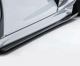 NEWING ALPIL Aero Side Diffusers for Audi R8