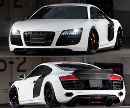 Artisan Spirits Sports Line Spoiler Diffuser Lip Kit for Audi R8