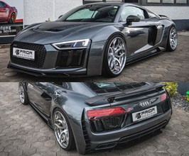 PRIOR Design PD800WB Aerodynamic Wide Body Kit (FRP) for Audi R8