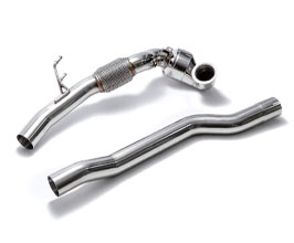 ARMYTRIX Sport 200 CPSI Cat Pipe (Stainless) for Audi TT MK3