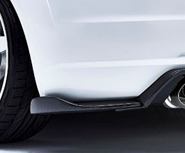 NEWING Alpil Rear Side Diffusers for Audi TT MK3