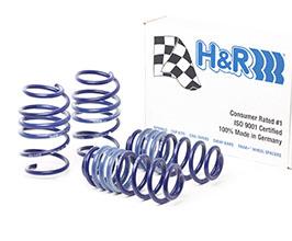 H&R Springs Sport Springs for Audi TT MK3