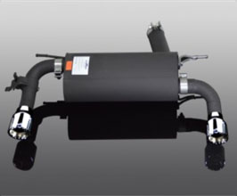 AC Schnitzer Exhaust System (Stainless) for BMW 3-Series F