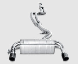 Akrapovic Evolution Line Exhaust System with Center Pipe (Stainless) for BMW 3-Series F