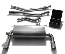 ARMYTRIX Valvetronic Catback Exhaust System (Stainless) for BMW 3-Series F