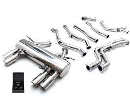ARMYTRIX Valvetronic Exhaust System (Stainless) for BMW 3-Series F