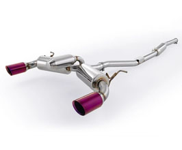 LAPTORR Comfort Exhaust System F304tb (Stainless) for BMW 3-Series F