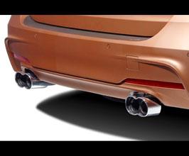 AC Schnitzer Rear Diffuser - Quad for BMW 3-Series F