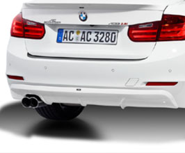 AC Schnitzer Rear Diffuser - Left Side Outlet for BMW 3-Series F