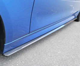 end.cc Aero Side Under Spoilers for BMW 3-Series F