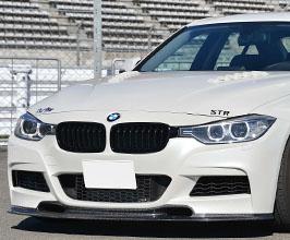 end.cc VRS Aero Front Lip Spoiler (Carbon Fiber) for BMW 3-Series F