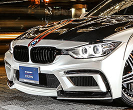 Energy Motor Sport EVO Front Bumper for BMW 3-Series F