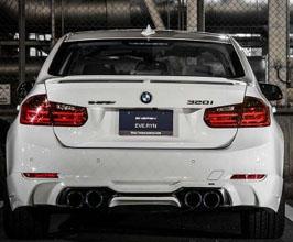 Energy Motor Sport EVO Rear Half Spoiler for BMW 3-Series F
