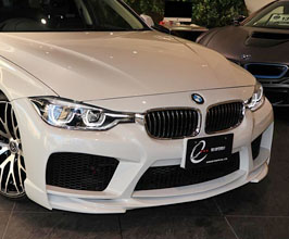 Energy Motor Sport EVO Front Bumper (FRP) for BMW 3-Series F