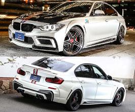 Energy Motor Sport EVO Body Kit for BMW 3-Series F