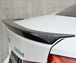 Garbino Aero Rear Trunk Spoiler for BMW 3-Series F