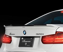 ROWEN World Platinum Aero Rear Trunk Spoiler (FRP) for BMW 3-Series F